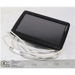 BOX WITH TOMTOM GPS NAVIGATION SYSTEM