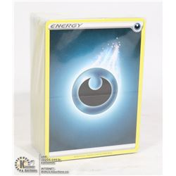 POKEMON DECK OF 150 ENERGY CARDS, NEW
