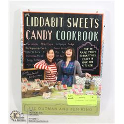 "CANDY COOKBOOK- ""THE LIDDABIT SWEETS""-"