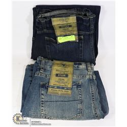 LOT OF 2 BLUENOTE JEANS 32/30