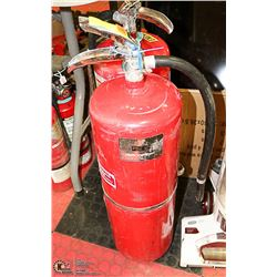 20LBS CHARGED FIRE EXTINGUISHER