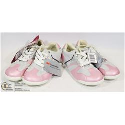 TWO PAIRS OF PEPPERTS KINDER SNEAKERS SIZE EU 34