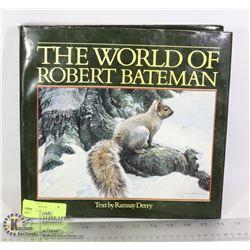SIGNED ROBERT BATEMAN