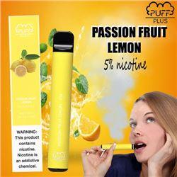 800 PUFFS PLUS E-CIGARETTE PASION FRUIT