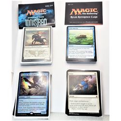 """22) LOT OF 105 """"MAGIC THE GATHERING"""" GAME"""