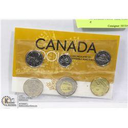 2014 MINT SEALED PROOF-LIKE COIN SET RCM