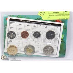 2003 MINT SEALED PROOF-LIKE COIN SET RCM