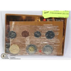 2004 MINT SEALED PROOF-LIKE COIN SET RCM