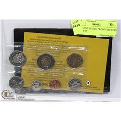 2006 MINT SEALED PROOF-LIKE COIN SET RCM