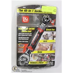 NEW 48 IN 1 SOCKET WRENCH