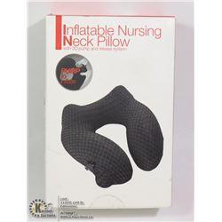 INFLATABLE NURSING NECK PILLOW