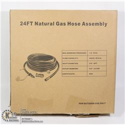 24' NATURAL GAS HOSE ASSEMBLY
