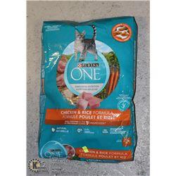 BAG OF PURINA CAT FOOD 7.2KG