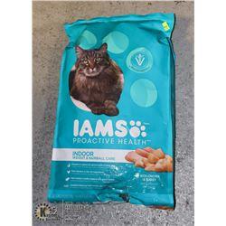 BAG OF IAMS CAT FOOD 7.26KG