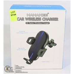 HAHAKEE CAR WIRELESS CHARGER
