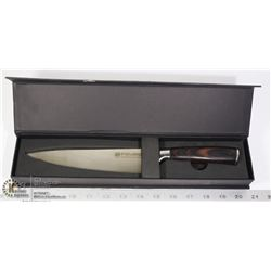 POHAKU HIGH CARBON STAINLESS STEEL CHEF KNIFE