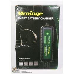 MROINGE SMART BATTERY CHARGER