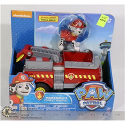 PAW PATROL MARCHALL'S FOREST VEHICLE