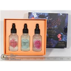 NEW FOLKLORE RELAX AND RENEW 3PC BATH OIL