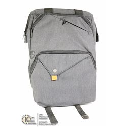 MOM AND BABY BAG WITH EASY CLEAN INTERIOR