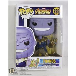 AVENGERS THANOS FUNKO POP BOBBLE HEAD #289