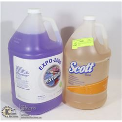 EXPO-2000/SCOTT ANTIBACTERIAL SKIN CLEANER