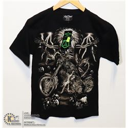 NEW GLOW IN THE DARK T-SHIRT SIZE SMALL