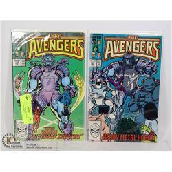 AVENGERS #288 & 289 1970?S COLLECTOR COMICS