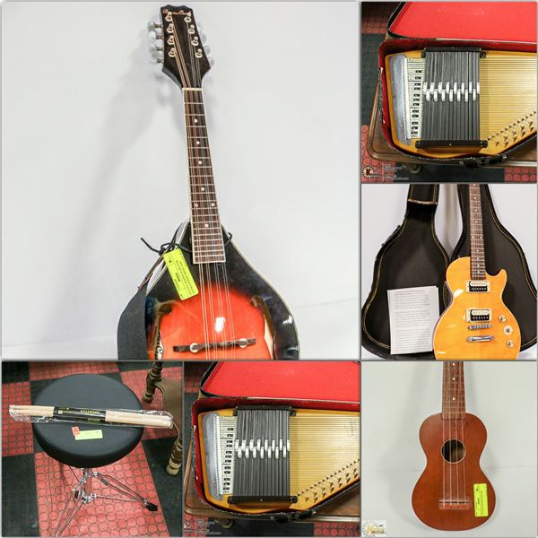 FEATURED INSTRUMENTS