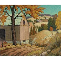 William Parsons - ON THE PETERSEN ROAD, HALIBURTON