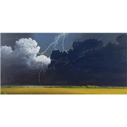 Ted Raftery - SEVERE THUNDERSTORM NEAR BEISEKER