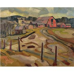Henry George Glyde - FARM EAST OF EDMONTON