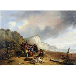 William II Fowler - NEAR FOLKSTONE