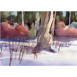 Franklin (Frank) H. Palmer - UNTITLED (TREES IN WINTER)