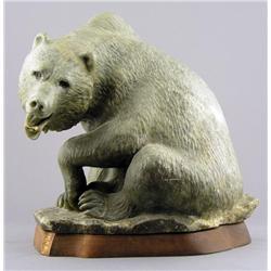 Alexander (Alex) Schick - UNTITLED (GRIZZLY BEAR)