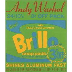 Andy Warhol - BRILLO SOAP PADS