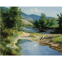 Karl E. Wood - NICOLA RIVER