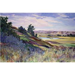 Brent R. Laycock - BOW VALLEY HILLSIDE