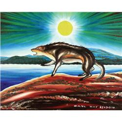 Carl Ray - THE WOLVERINE BATH