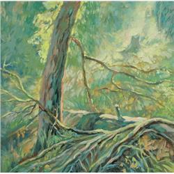 Wang Kui - TREE ROOTS