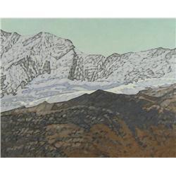 Deborah Lougheed Sinclair - MORNING SUN-GLACIER