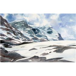 Karin Richter - AT THE COLUMBIA ICEFIELD