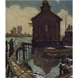 Nicholas Hornyansky - FISHERS' CHURCH