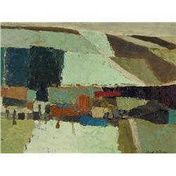 Ronald York Wilson - CHAMPFLEURY, FRANCE