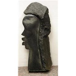 Shona Sculpture, Stephen Murenza - SHADOW MAN