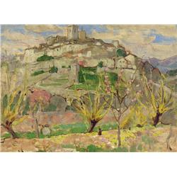 Mary Alexandra Bell Eastlake - HILL TOP TOWN