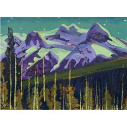 Illingworth Holey Kerr - MOUNTAIN MOONLIGHT
