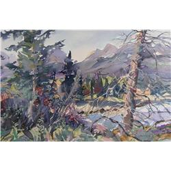 Brent R. Laycock - BARE SPRUCE
