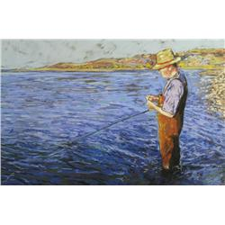 Paul Rasporich - CHANGING A FLY ON THE BOW