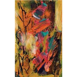 Marcelle Ferron - UNTITLED (ABSTRACT COMPOSITION)